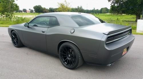 Anthracite Gray by Addiption Tampa Wraps!
